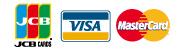 各種クレジットカードOK